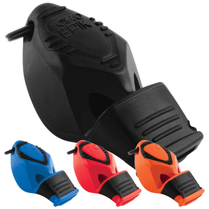 Fox 40 Epik CMG Whistle - Black/Blue/Red/Orange